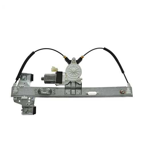 Rear Power Window Regulator w/Motor Passenger Side RH for 04-08 Grand Prix