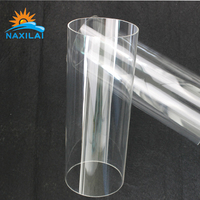 Clear Plastic Polycarbonate PC Tubes
