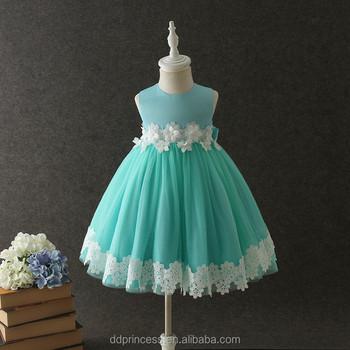 Lastest Flower Wedding Children Dress Fashion Girls Dress Names With ...