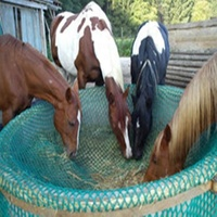 Hdpe Agricultural Packing Hay Bag Nets for Horse