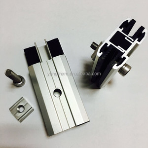 Hot Home Solar Panel Kits Thin Film PV Mid End Solar Clamp Bracket