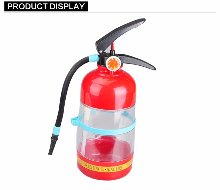Fire Extinguisher Cocktail Shaker Wine Drinking Dispenser In High Quality With Factory Price
