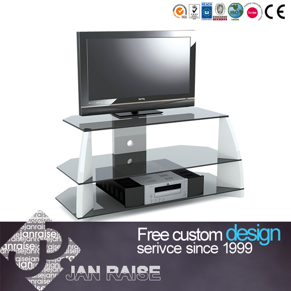 New design glass tv stand plasma tv table lcd tv stand OK 4222B. New Design Glass Tv Stand plasma Tv Table lcd Tv Stand Ok 4222b