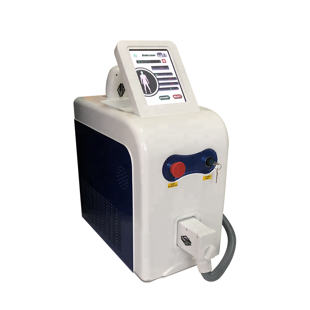 Diode Laser Hair Removal Machine 808nm View Candela Laser