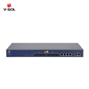Professional FTTH EPON 1U 4 SFP or 4 SFP+ and 4GE RJ45 Uplink 1:64 L3 Route Fiber Optic Line Terminal 4PON Port GEPON OLT
