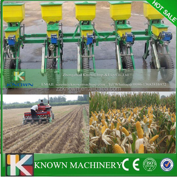Row Spacing 530 700mm Onion Vegetable Seed Seedling Planter For Sale