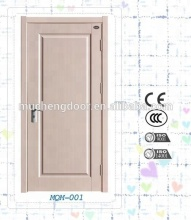 Morden New Design High Quality Qingdao Mucheng Industry Wood Fire Rated PVC doors for bedroom