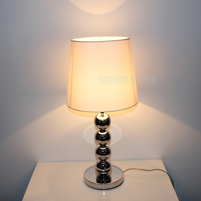 New design study reading stainless office wrought iron table lamp