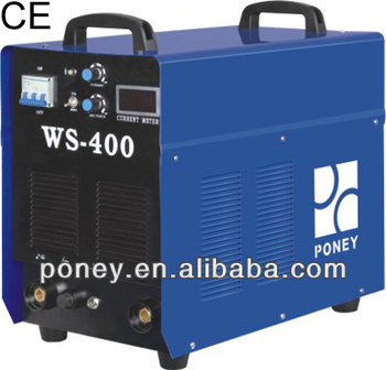 ce approved mosfet mma/tig HF argon portable welding machine 400amp/china supplier/quality products/tool and equipment