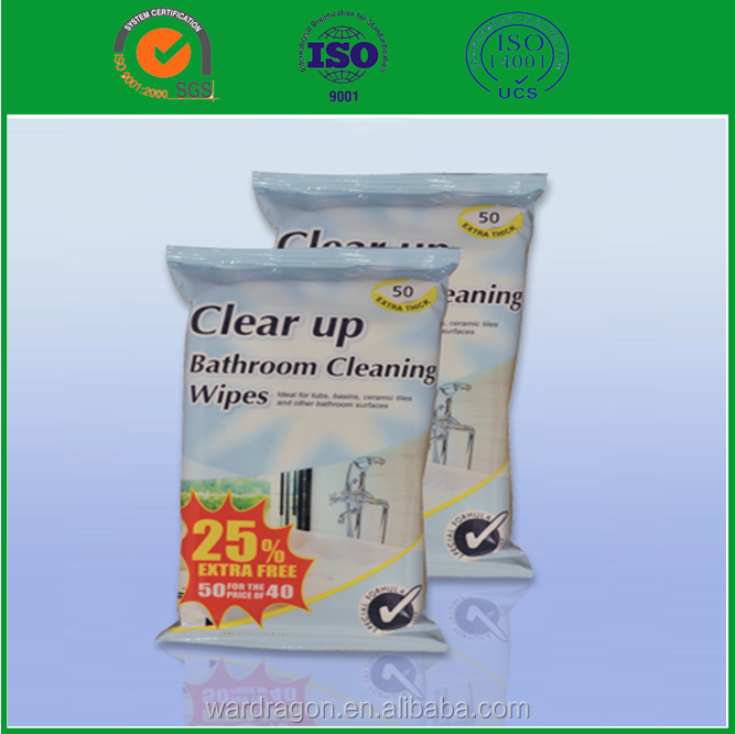 High Quality Cleaning Single Wet Wipes/tissue For Shower