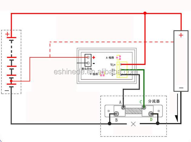 Htb Joctfvxxxxxkxpxxq Xxfxxxz on How To Wire Dc Amp Meter With Shunt