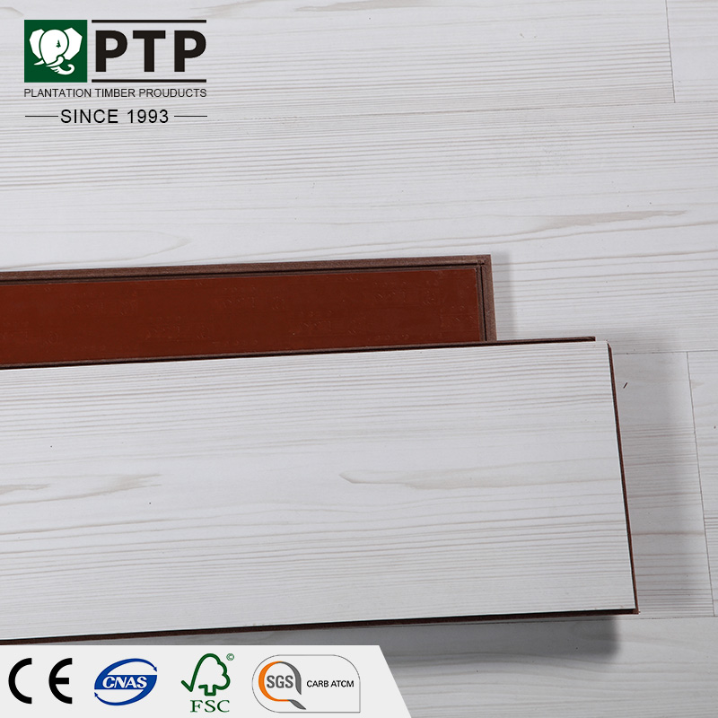 PTP brand wearable hdf mdf 12mm 14mm laminate flooring pergo