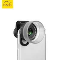 2019 IBOOLO New design professional cell phone camera HD 4K 25MM 10X macro lens for smartphone