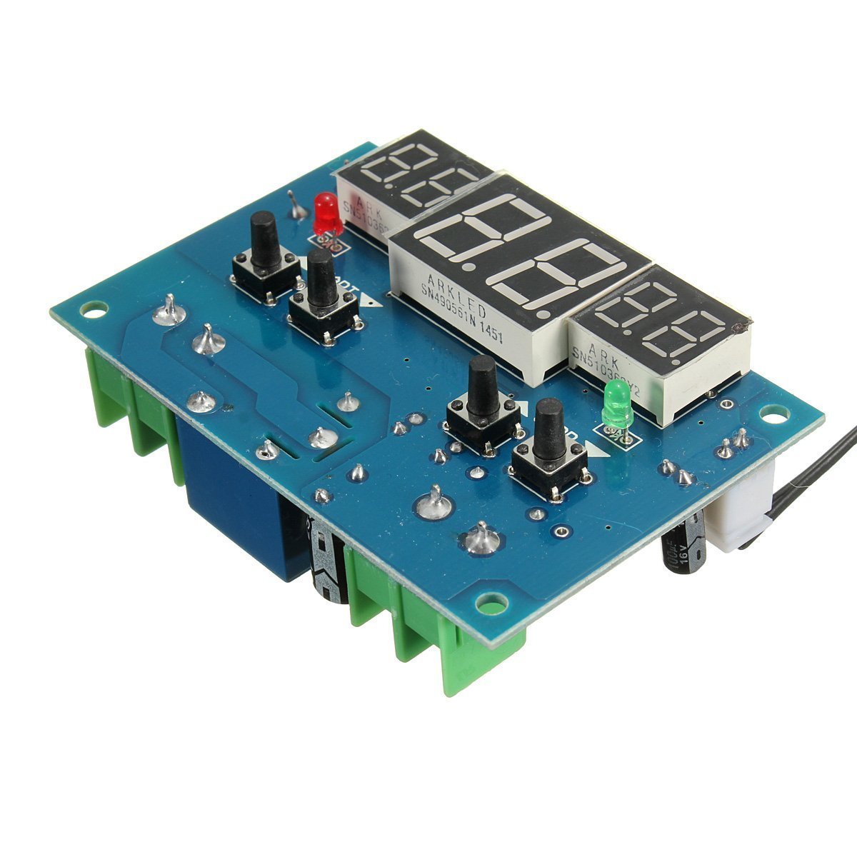 BephaMart W1401 DC 12V Intelligent Digital Temperature Controller Module Shipped and Sold by BephaMart