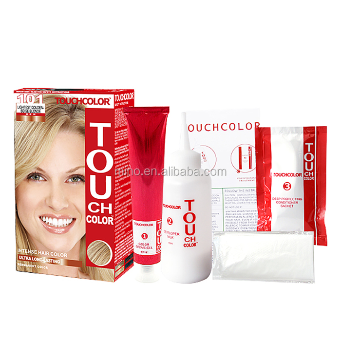 Hair Color Cream With Low Cost Factory Price For Hair Color Dye