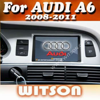 witson car radio player for audi a6 buy car radio player. Black Bedroom Furniture Sets. Home Design Ideas