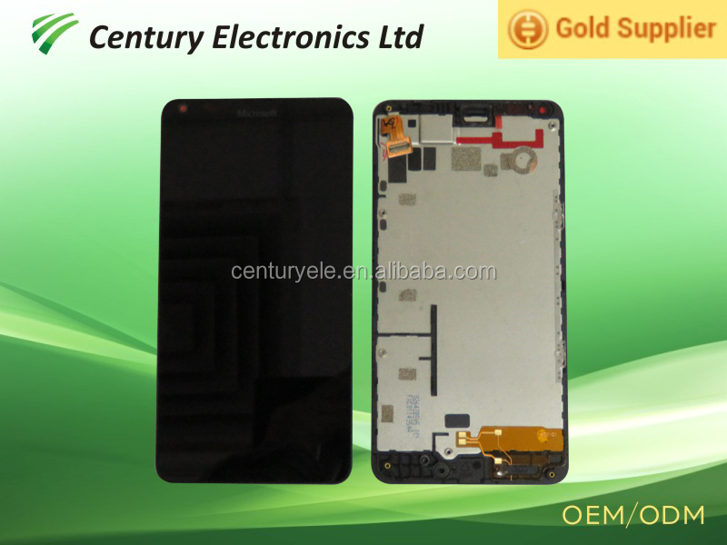 Replacement assembly mobile phone LCD + touch screen for Nokia microsoft lumia 640 lte