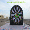 New Arrival guangzhou factory price Inflatable Football Dart Board Game for sale
