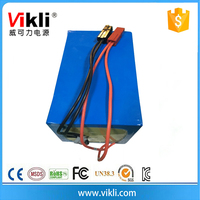 LiFePO4 12V 200Ah Battery Pack