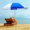 Custom Cheap beach umbrella 100% polyester fabric