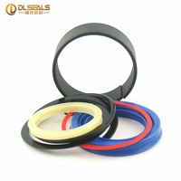 DLSEALS SY1235231 dlseals High Pressure Oil Pump Seal Kit used for Professional Engine Oil Filter cylinder seal kit