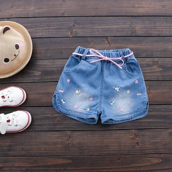 0346ec061 Jeans Pants Kids To China Jeans Pant Design Girls Short Pants - Buy ...