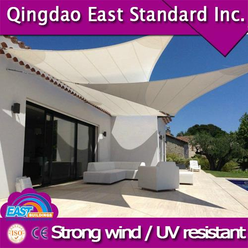 East Standard patio metal shade structures