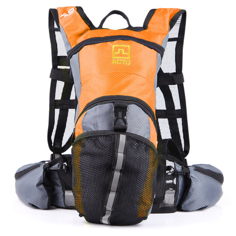 New Multicolor Mountaineering Bags 13L Waterproof Backpack Outdoor Sport Nylon Camping Bag Cycling Bicycle Bag Riding Backpacks