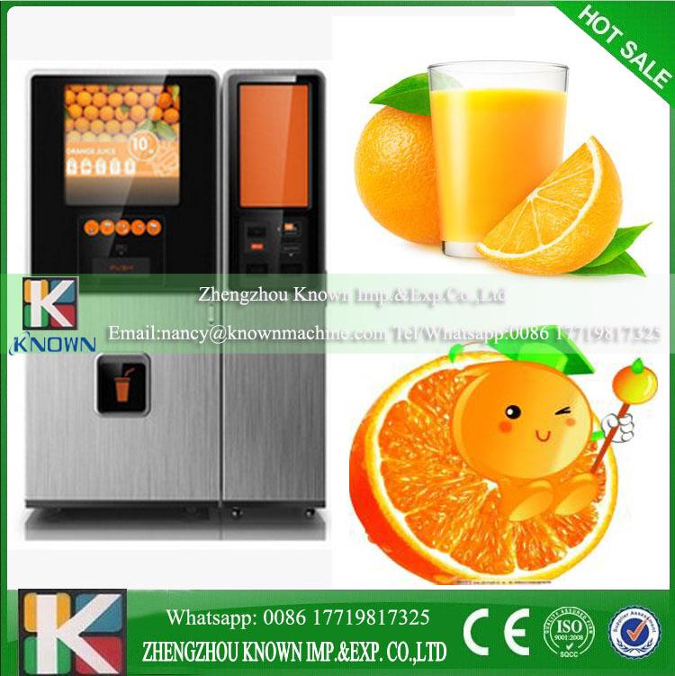 Factory Price Fresh Orange Juice Vending Machine Lemon Juicer Machine Price Buy Automatic Vending Machine Commercial Orange Juicer Machine Best