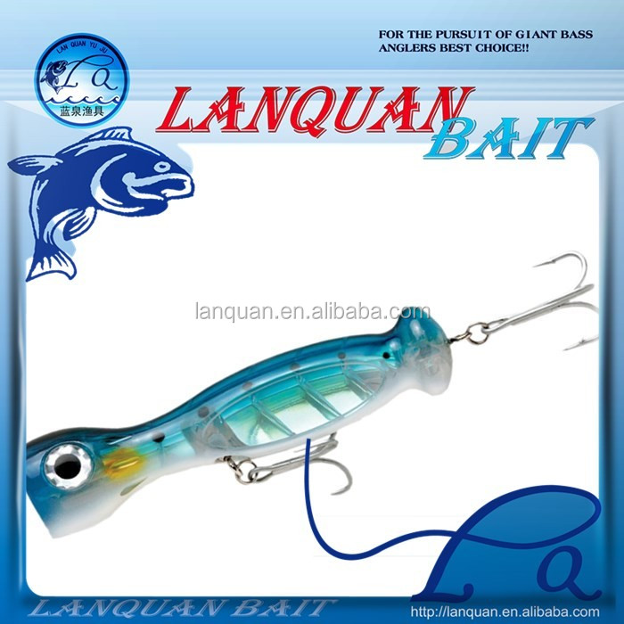 LANQUAN big giant popper hard plastic fishing lure LQ1228