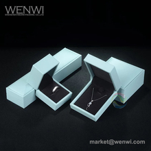 Wholesale Personalized Logo Ring Paper Gift Box Packaging Jewelry