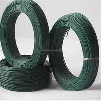 plastic coated twist tie pvc wire for sale