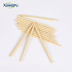 100% Natural Party Flat BBQ Bamboo Paddle Style Teppo Skewers