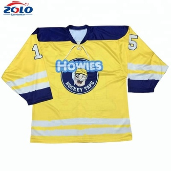 Custom professional sublimated infant hockey jersey