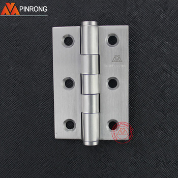 3 Inch 2mm Thick Stainless Steel Soft Closing Butt Type Wooden ...