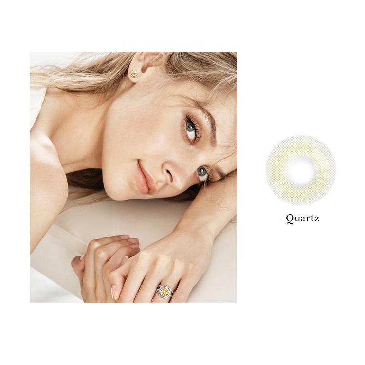 9872e9cca7 Polyflex mejor precio de fábrica suave de lentes de contacto de color al  por mayor ojo