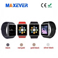 OEM Manufacturing Pedometer Bluetooth GT08 Smart Watch Mobile Phone