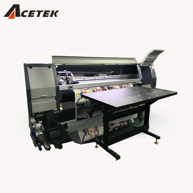 high quality roll to roll flatbed uv printer price uv hybrib printer