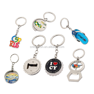 High Quality Travel Souvenir Metal Custom Keychain