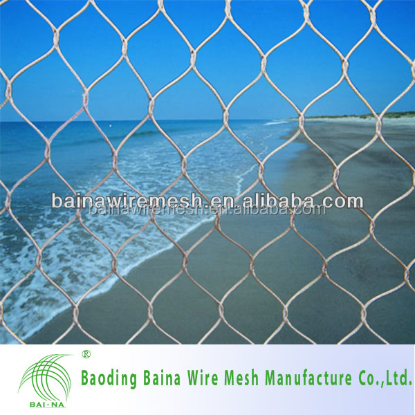 2017 professional and fashion stainless steel diamond mesh