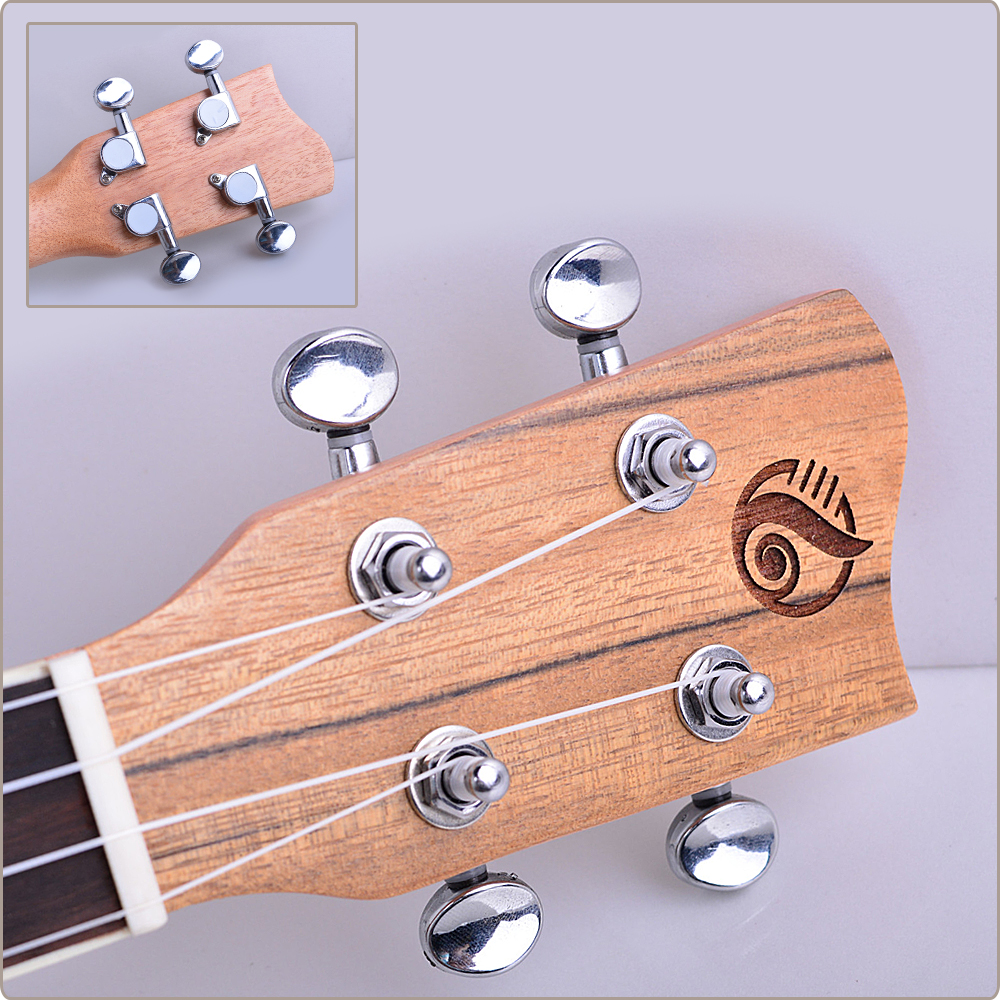 26-Zoll-Tenor Sapele Ukulele Gitarren GUT-300C China Ukulele Hersteller