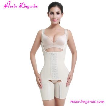 af1b2d5162 Top Selling Beige Sexy Slim Body Shaper Suit For Women Walmart - Buy ...