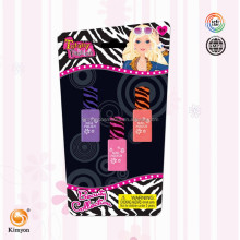 Kecantikan: Anak Gadis Pesta Berbasis Air Peel Off Strip Off 3 Pcs Nail Polish Kit <span class=keywords><strong>Set</strong></span>