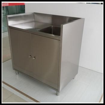Freistehende Außen Edelstahl 304 Küche Storage Waschbecken Schrank ...