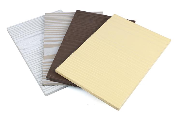Fiber Cement Siding Exterior Panels Board Colors Cladding Boar Wood Grain