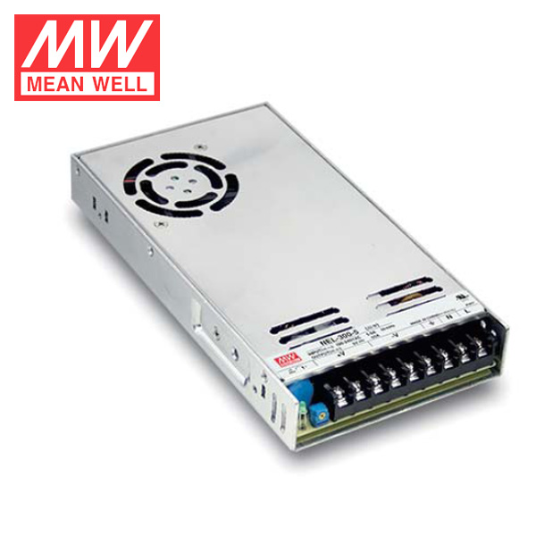 400W Power Supply 5V 80A NEL-400-5 Meanwell Input 220V AC to Output 5V DC Switching Power Supply