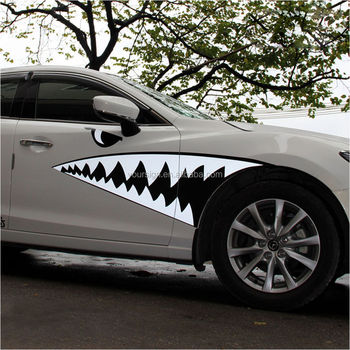 Car sticker custom decals reflective print personalized car vinyl wrap