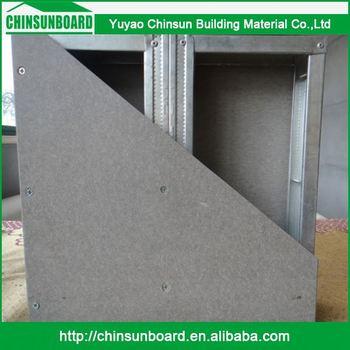 Modern Technology Insulation Waterproof Fiber Cement Board Exterior