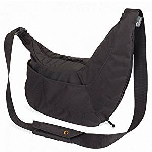 2016 New Genuine Lowepro Black Waterproof Passport Sling PS DSLR SLR Camera Bag Travel Shoulder Camera Bag for Canon Nikon Sony