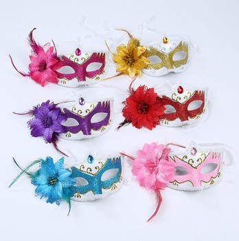 Masquerade Mask wholesale Venetian marsk Mardi Gras Costumes Party Masks